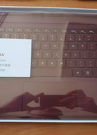 Microsoft Surface Pro Signature Type Cover Burgundy