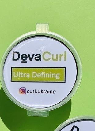 Гель для укладки DevaCurl, Ultra Defining Gel