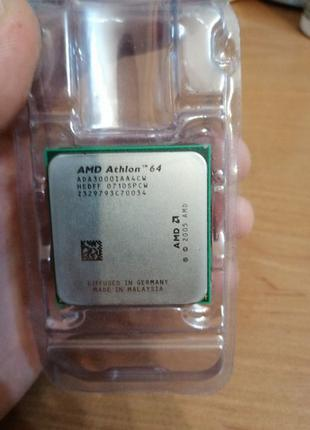 Процессор AMD Athlon 64x 3000+ 1.8 ГГц