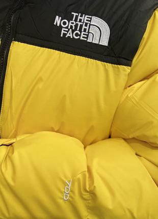 The North Face 700 - Yellow