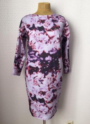 Новое (с этикеткой) оригинальное платье - кокон от escada, раз...