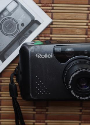 Фотоаппарат Rollei X70 Zoom AF Vario Rolleigon Macro 35-70mm HFT