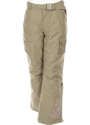 Лыжные штаны зимние брюки tcm princess of powder recco