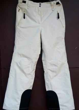 Лыжные штаны зимние брюки snow tech tcm recco тинсулейт