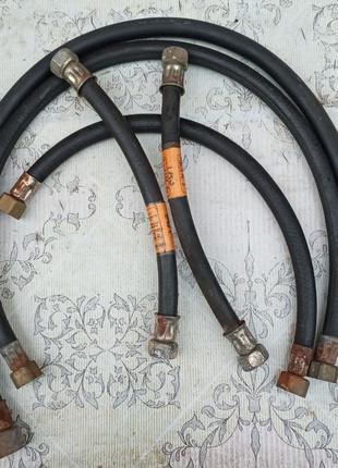 Шланг газовый резиновый (гайка гайка) 5 шт