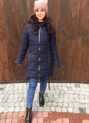 Женская куртка зимняя