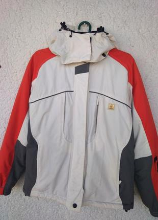 Куртка лыжная cinnamon мембрана 2000 waterproof m трекинг