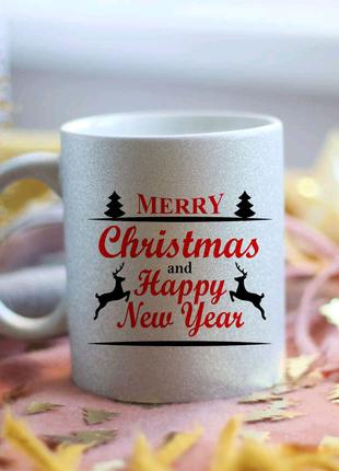 Чашка с новым годом