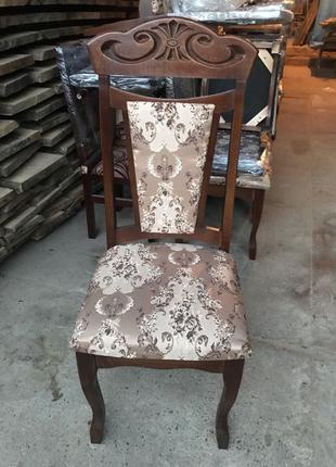Стільці крісла