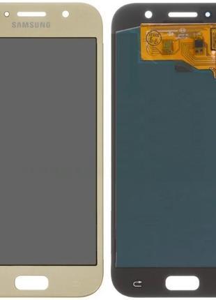 Дисплей Модуль Экран Samsung A5 2017 SM A520 разные цвета
