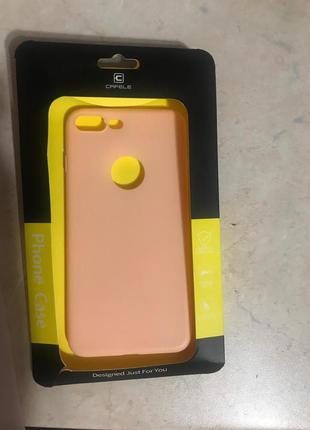 Новый Чехол Iphone 7+ / Чехол Айфон 7 Плюс