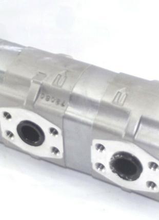 Гидравлический 3-х секционный насос для мини-экскаватора YANMAR Y