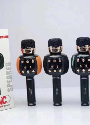 Беспроводной караоке-микрофон 2911