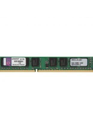 Kingston 4Gb DDR3 1333MHz 4096MB PC3-10600 (KVR13N9S8/4) память