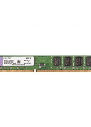 Kingston 4Gb DDR3 1600MHz 4096MB PC3-12800 (KVR16N11/4) модуль