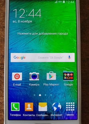 Идеал Samsung Galaxy Alpha G850F 2/32Gb, 8 ядер, NFC, 4g