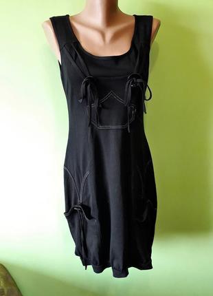 Сарафан платье колокольчиком 12 размер