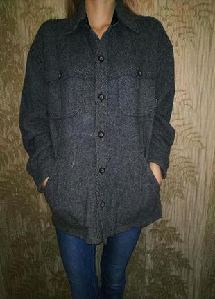 Woolrich укороченное пальто, шерстяной пиджак, тренч, куртка, ...
