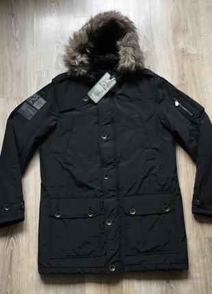 Мужская куртка парка tom tailor m