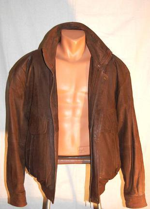 Куртка кожаная lyta р.l р.xl original