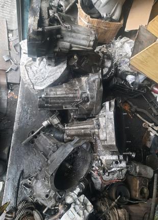 Выкуп коробок передач Таврия Сенс Славута ВАЗ 2109 на запчасти