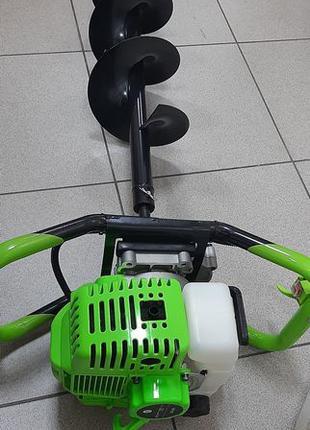 Мотобур Craft-tec PRO EA-200 новый гарантия 1 год