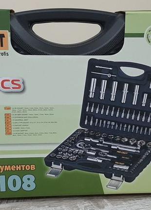 Набор инструмента Procraft WS 108 ед. новый