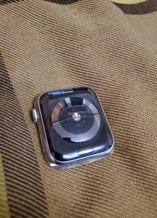 Apple watch 5 stainless steel 44mm iCloud locked