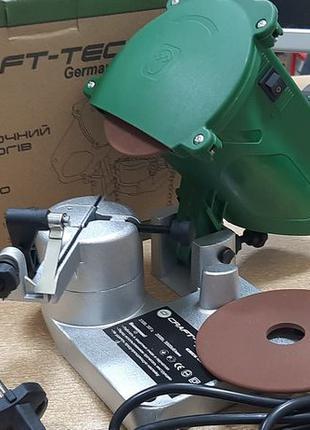 Станок для заточки цепи Craft-tecPro CXCS-200 (2диска)