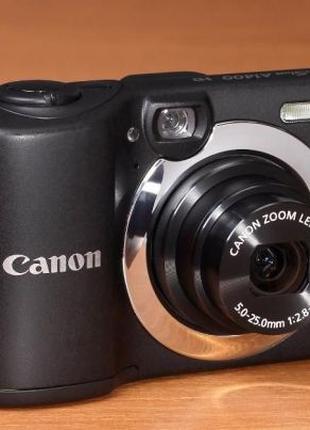 Фотоаппарат canon powershot a 1400