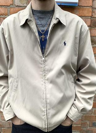 Куртка харингтон ralph lauren