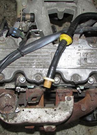 Разборка Opel Kadett E (1987), двигатель 1.3 C13N.