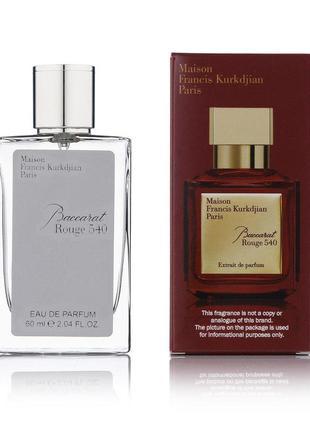Maison francis kurkdjian baccarat rouge 540 парфюм