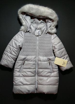 Пальто, пуховик. Mayoral (Испания). Размер - 2 года, 92 см.