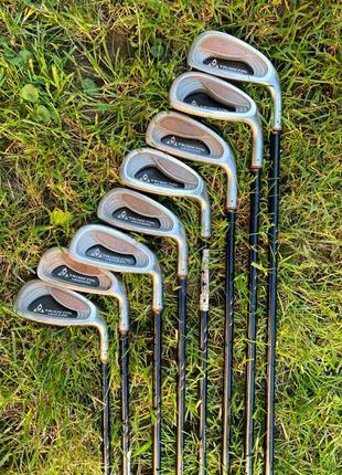 Клюшки для гольфу Trimetal aMaracing Orlimar 3,4,5,6,7,8,8,P