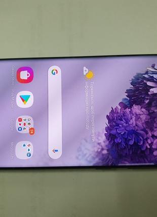 Samsung Galaxy S20 Plus 5G 12/128GB Cosmic Gray SM-G986B/DS s2...