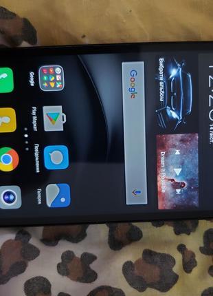 Huawei P8 Lite 2/16GB Black ALE-L21