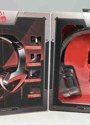 Компьютерная гарнитура A4tech Bloody G501