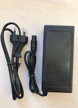 Зарядное устройство 42v 2a для гироскутера гироборда Li-ion