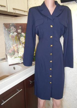 #etam#made in uk#винтажное платье-рубашка#базовое фирменное пл...