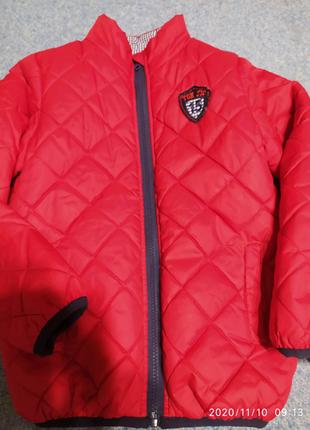Куртка мальчику