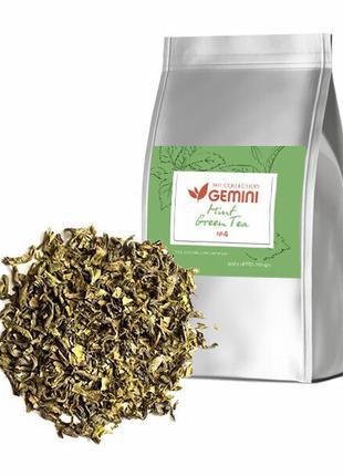 Чай весовой   Mint Green Tea Зелёный чай с мятой