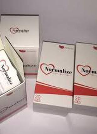 Normalize - препарат для лечения сердечно-сосудистых заболеваний.
