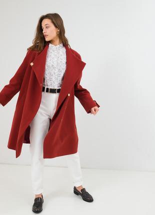Женское пальто season каталония чили большие размеры