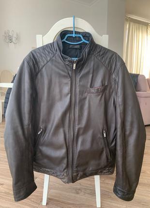 Двухсторонняя мужская куртка Massimo Dutti, размер Xl