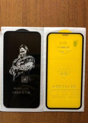Защитное стекло iPhone айфон 3D 5D 6 s 7 8 + plus X Xr Хs Max ...