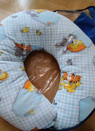 Подушка для годування Руно