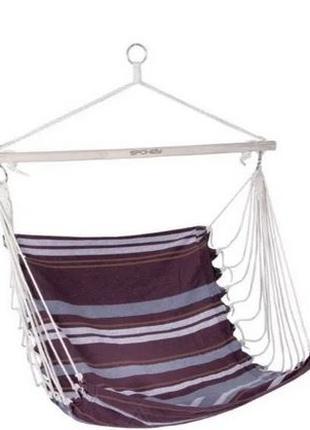 Кресло гамак Spokey Bench Coffe для отдыха