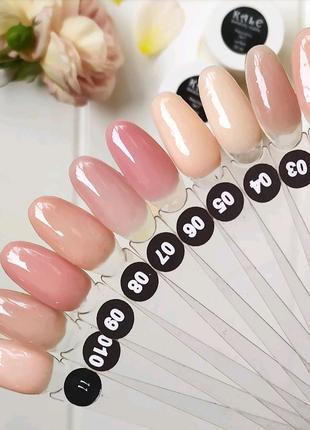 Биогель 3в1  Kale beauty nails