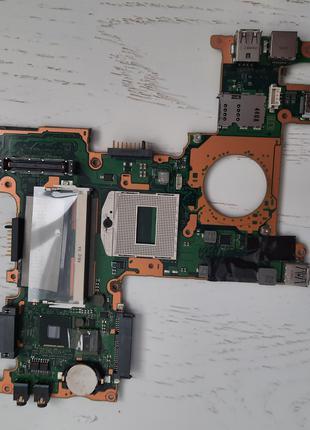 Материнская плата ноутбука Fujitsu LifeBook T734 + 4gb ddr3